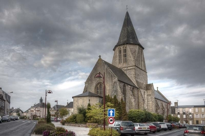 eglise cerences