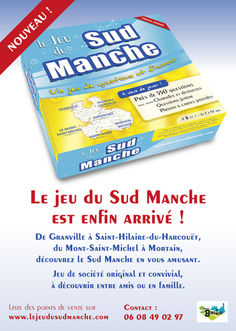 Flyer Sud Manche recto